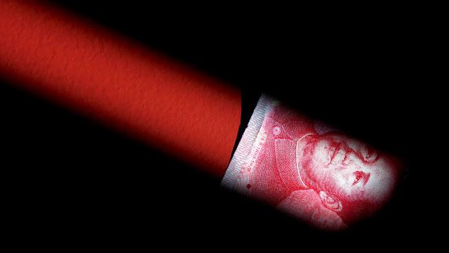 El yuan sufre su mayor caída en 6 años ante la victoria de Trump