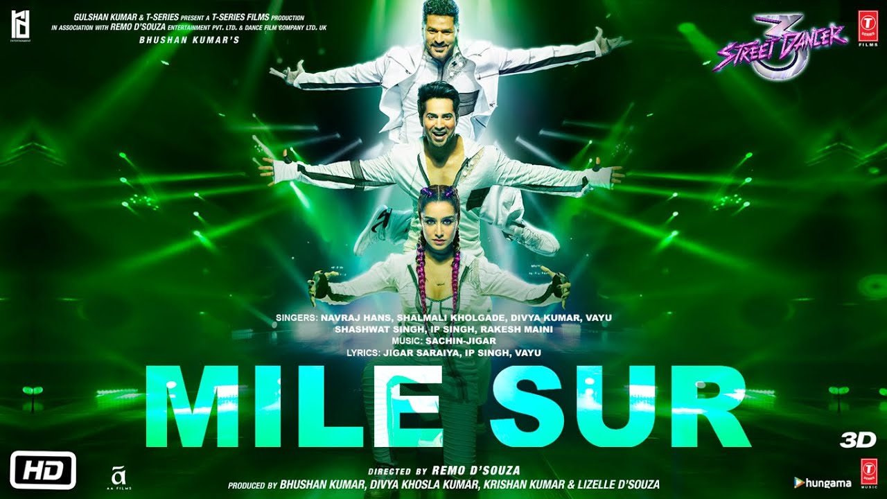 Mile Sur Song Lyrics