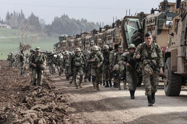 Οι Ρώσοι προειδοποιούν την Τουρκία για πόλεμο;