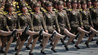 Un bombardement de la Corée du Nord est possible