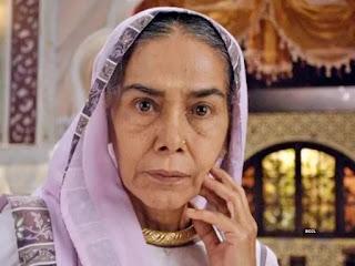 Balika Vadhu grandmother Sa Surekha Sikri passes away