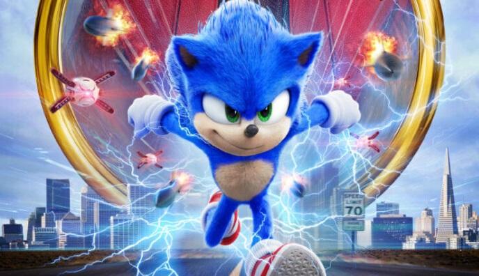 Sonic/Paramount Pictures/Divulgação