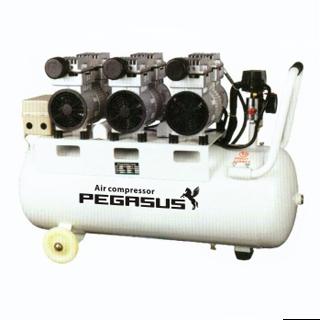 Máy nén khí không dầu Pegasus TM-OF750X3-70L