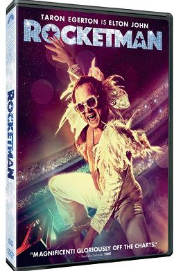 Rocketman [2019] [DVD R1] [Latino] [V2]