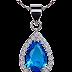 Nikola Valenti on Sapphire Necklaces and Jewellery
