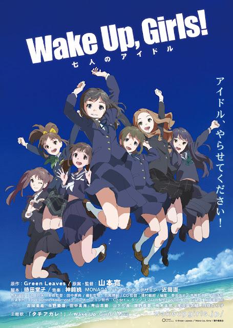 Wake Up, Girls! (1-12) Sub Indo Batch Download