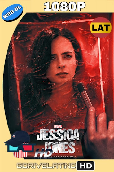 Jessica Jones (2019) Temporada 03 NF WEB-DL Latino-Ingles MKV
