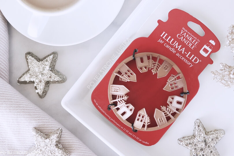 illuma lid winter village yankee candle