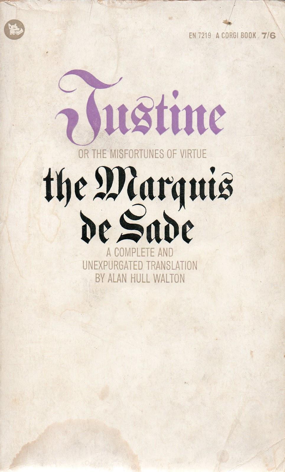 marquis de sades texte