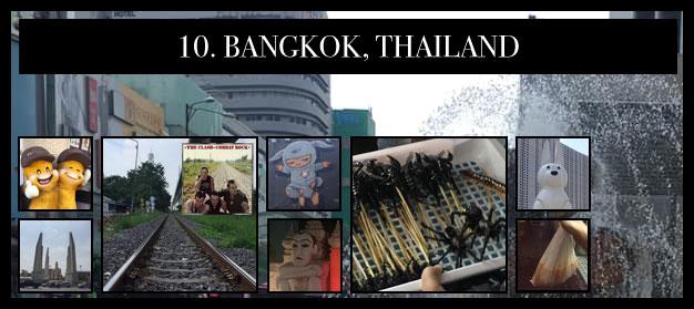 Worst to Best: Jarexit II: 10. Bangkok, Thailand