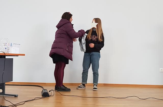 Διάκριση μαθήτριας του Γυμνασίου Νέας Κίου στο διαγωνισμό Ορθογραφίας και  Γλώσσας