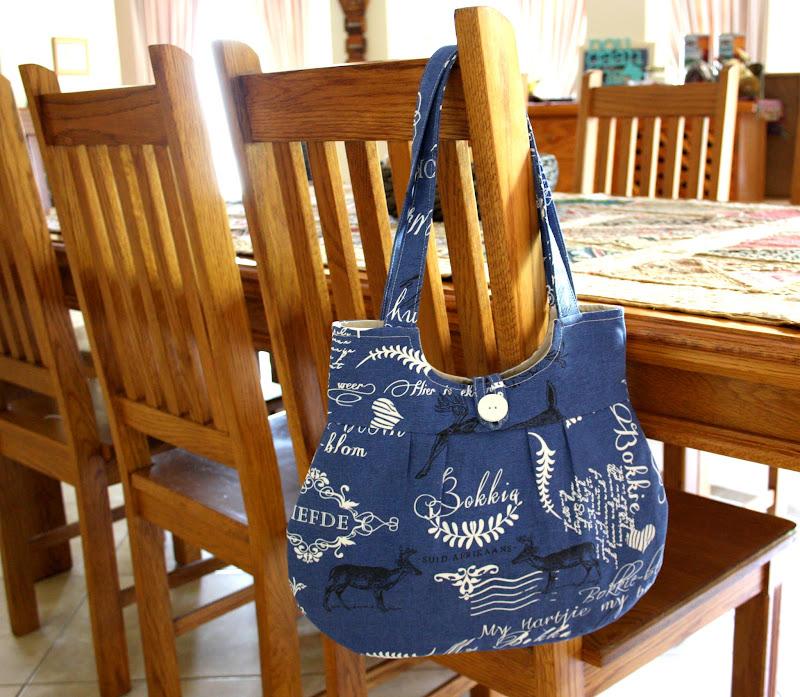 Simplicity handbag pattern 2396