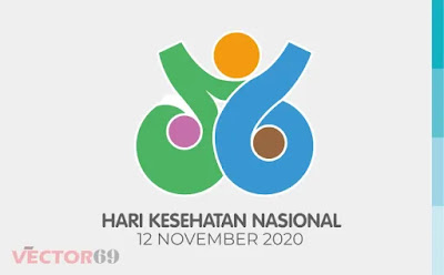 HKN (Hari Kesehatan Nasional) 2020 Logo - Download Vector File SVG (Scalable Vector Graphics)