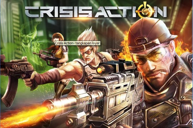 Crisis Action v1.9.2 Mod Apk + Data Terbaru