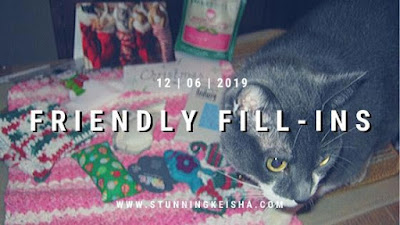 Feral Friday: Comfy & Cozy