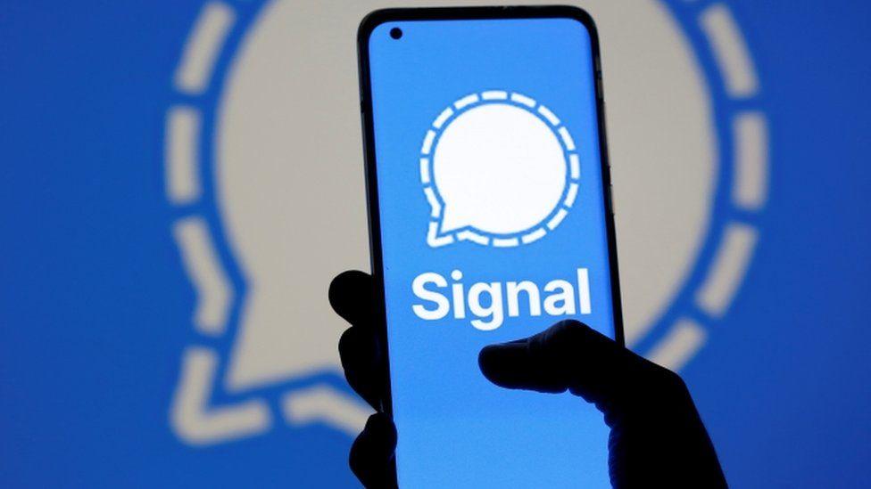 Signal: video call - call, answer, start group calls