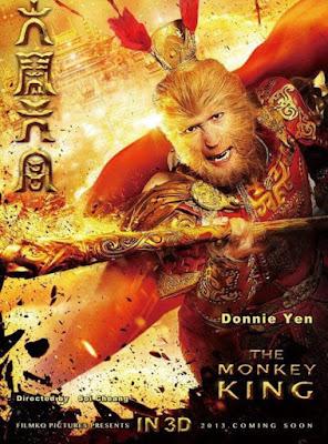 مشاهدة فيلم The Monkey King 1 2014 مترجم