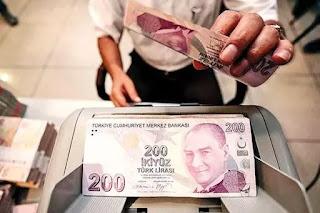 سعر الليرة التركية مقابل العملات الرئيسية السبت 29/8/2020