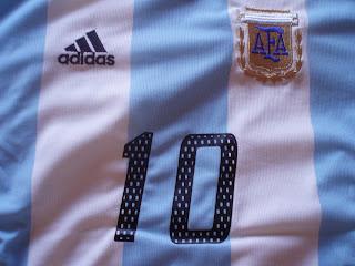 el 10 de Argentina