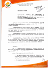 Decreto Municipal do Prefeito de Malacacheta MG, em virtude do COVID-19