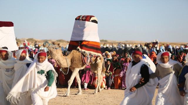 عادات وتقاليد الأعراس التونسية