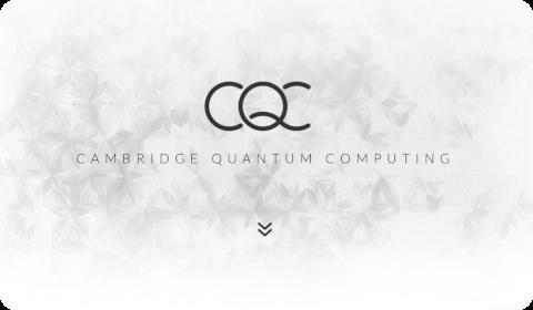 Accueil Cambridge Quantum Computing