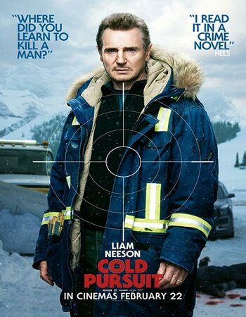 Cold Pursuit (2019) English 720p HC HDRip x264 950MB