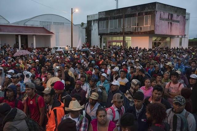 Kubából Nicaraguába, onnan pedig az USA-ba migrálnak
