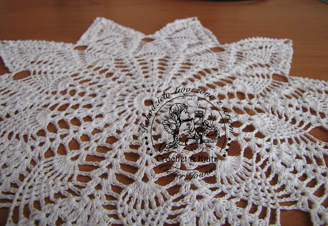 urok białej koronki