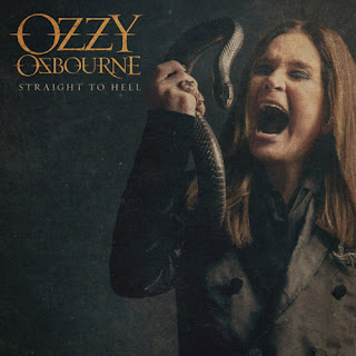 "Το single του Ozzy Osbourne ""Straight to Hell"""