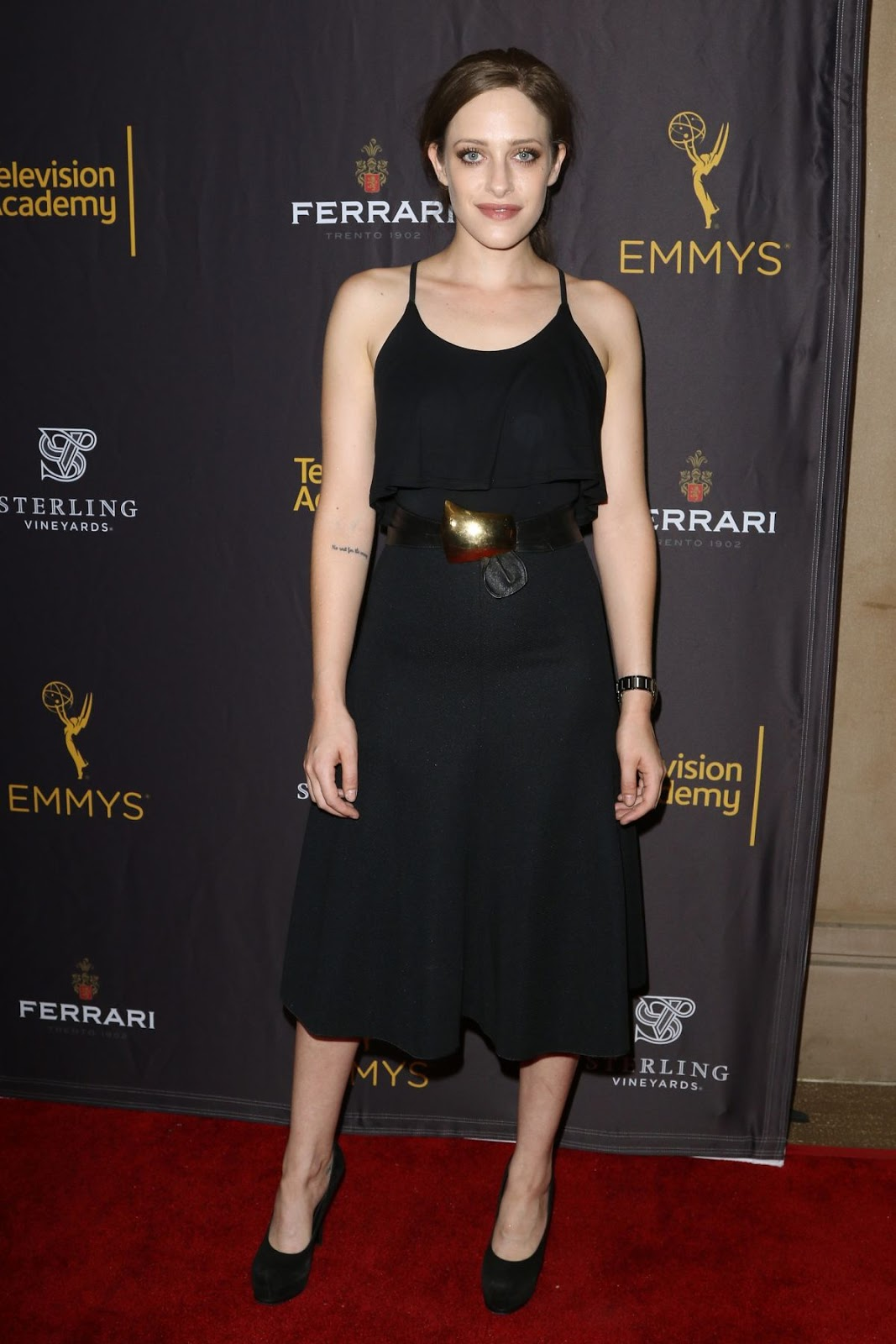HQ Photos of Carly Chaikin At Television Academy Celebrates Nominees For Outstanding Casting In Beverly Hills
