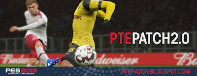 PES 2019 PTE Patch 2019 2.0 AIO Season 2018/2019