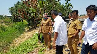 Sepadan Sungai Cikalong Kota Cirebon Akan Dibuat Taman