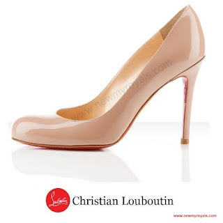 Crown Princess Mary in Christian Louboutin Pumps