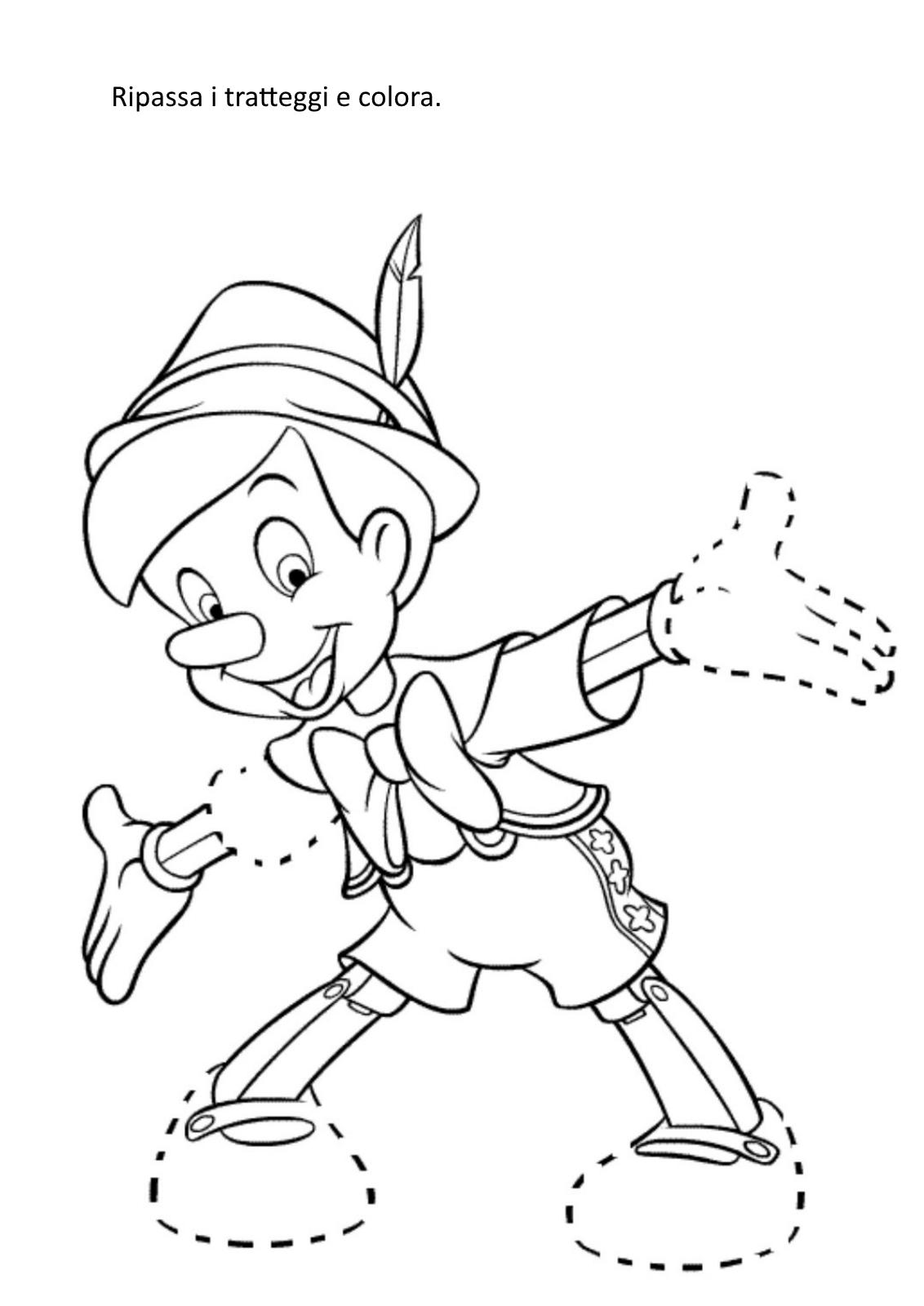 La Maestra Linda Pinocchio