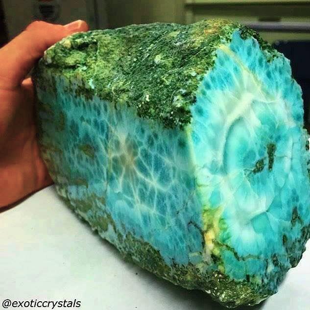 The Blue Stones of Atlantis