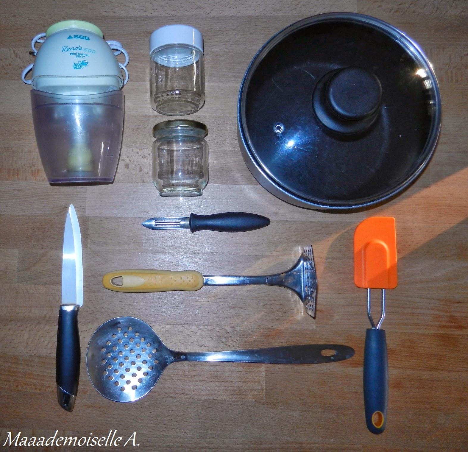 Préparer des petits pots maison pour bébé (sans babycook), tout ce qu'il faut savoir !