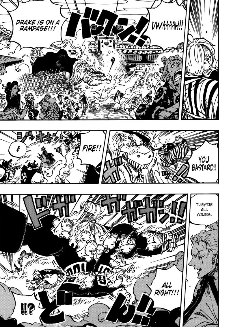 One Piece Manga Chapter 944 - Image 007