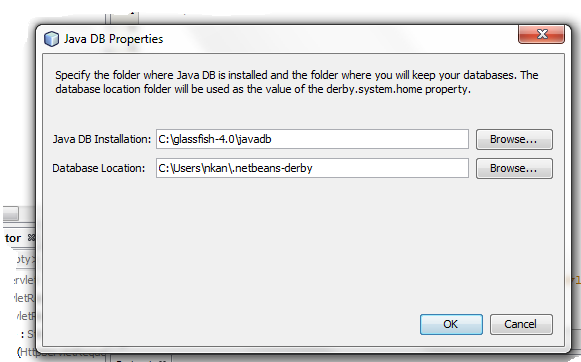 Glassfish server 4 0 cannot start port is occupied | Java EE