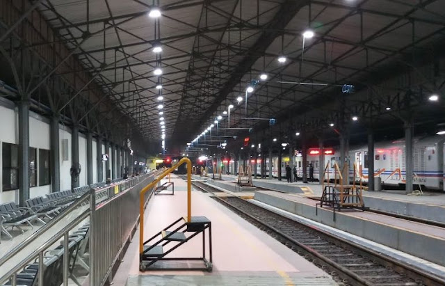 Stasiun di Semarang yang Dekat dari Kota