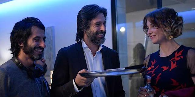 La serie 'Nasdrovia' comienza su rodaje con Leonor Watling y Hugo Silva