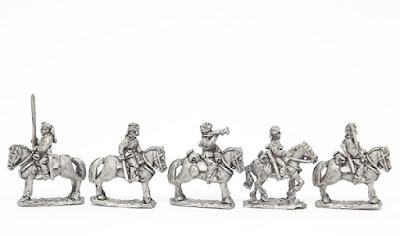 MUB9   Cavalry in tunic and pugree