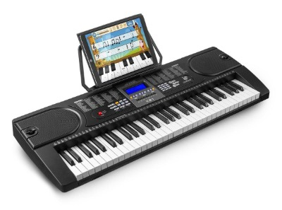 MAX keyboard met digitaal display (61 toetsen)