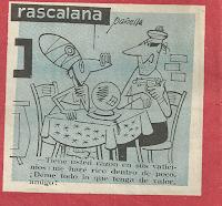 Raskalana, Rififí nº 12