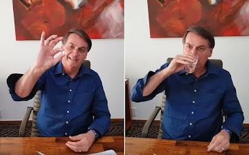"""Bolsonaro e Hidroxicloroquina: os fatos sendo negados pelas organizações de """"saúde"""""""