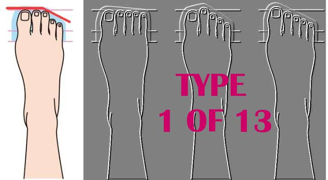 forma picioarelor indica detalii interesante despre tipul de personalitate