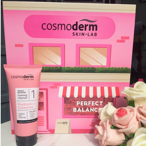 Cosmoderm Perfect Balanced Foaming Cleanser 100ml