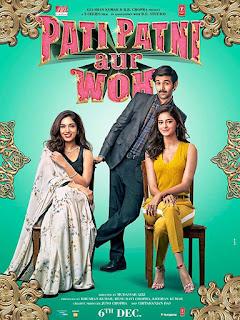 Pati Patni Aur Woh 2019 Download 360p CAMRip