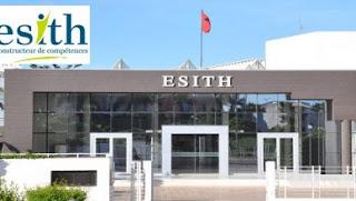 Concours ESITH Casa LP Bac 2021-2022