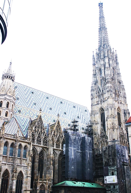 St Stephen's Cathedral (Stephansdom) Vienna; Katedrala Svetog Stefana u Beču